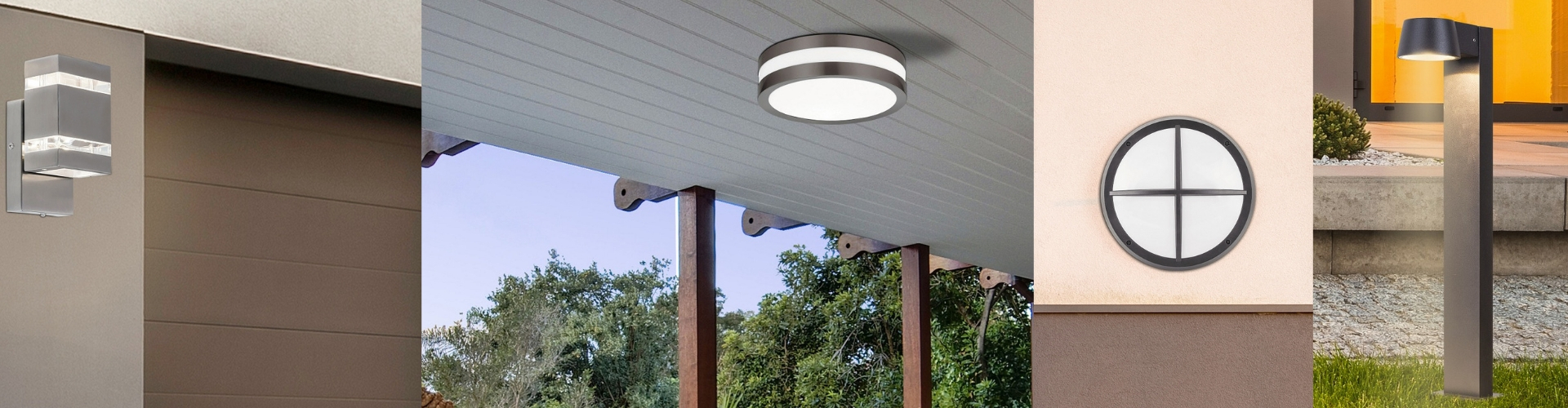 Външно LED осветление
